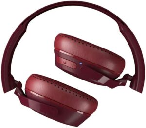 Skullcandy Riff Red color Bluetooth S5PXW-M685