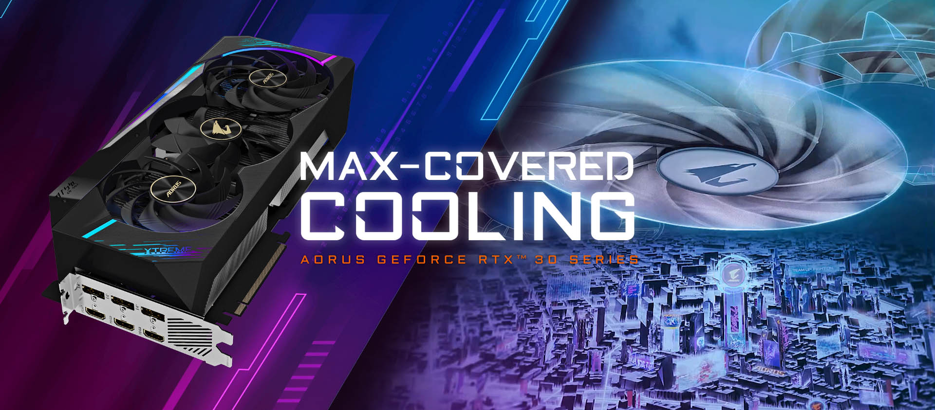 AORUS GeForce RTX™ 3080 Ti XTREME 12G